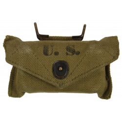 Pouch, First Aid, with First Aid Packet, 1940