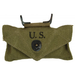 Pouch, First Aid, with First Aid Packet, 1942