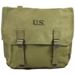 Bag, Field, M-1936, Rubberized, Scholnick Shoe Corp., 1943