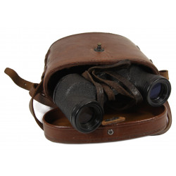 Binoculars, 6x30, 1942, with Case, Carrying, Type M17