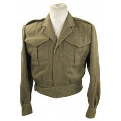 Battle Dress, Canadian, 1943