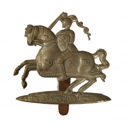 Cap Badge, Fife and Forfar Yeomanry, Normandy
