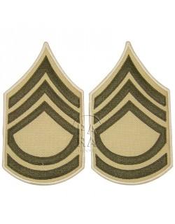 Rank, Insignia, Technical Sergeant, Summer