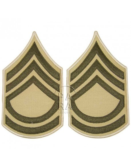 Rank, Insignia, Technical Sergeant, Summer