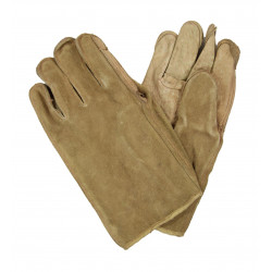 Gloves, Leather, Heavy, US, 1943
