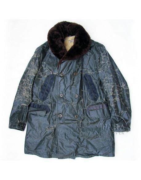 Coat, Oilskin, Foul weather, US Navy