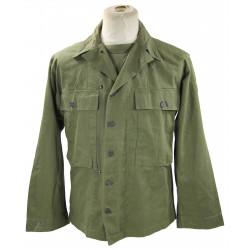 Jacket, HBT (Herringbone Twill), US Army