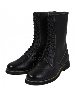 Boots, Parachutist, front laces, LW