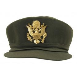 Cap, Wool, Service, OD, Nurse's, Size 22 ½
