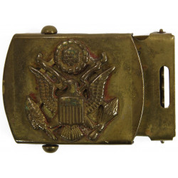 Buckle, Belt, Trousers, US Army
