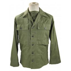 Jacket, HBT (Herringbone Twill), US Army, 1943