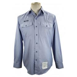 Shirt, Chambray, US Navy, Post-war
