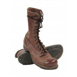 Boots, Jump, US Army, named