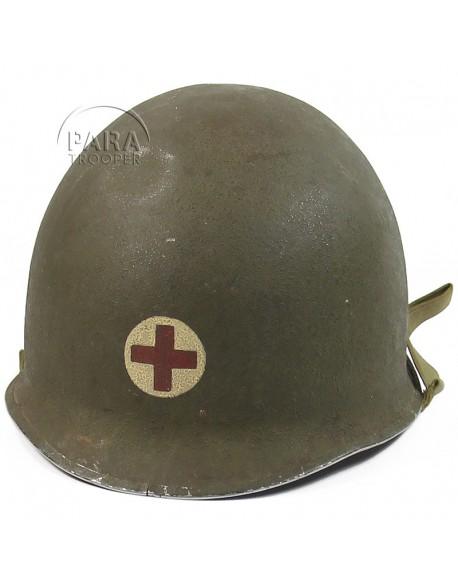 Shell, Helmet, M1, Medic