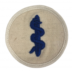 Patch, Sleeve, Medical EM's Career, Kriegsmarine