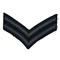 Stripes, Rank, Corporal, Canadian