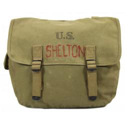 Bag, Field, M-1936, 1943, Named