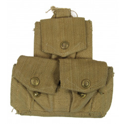 Pouches, Ammunition, Lee-Enfield, Canadian, 1941, Normandy