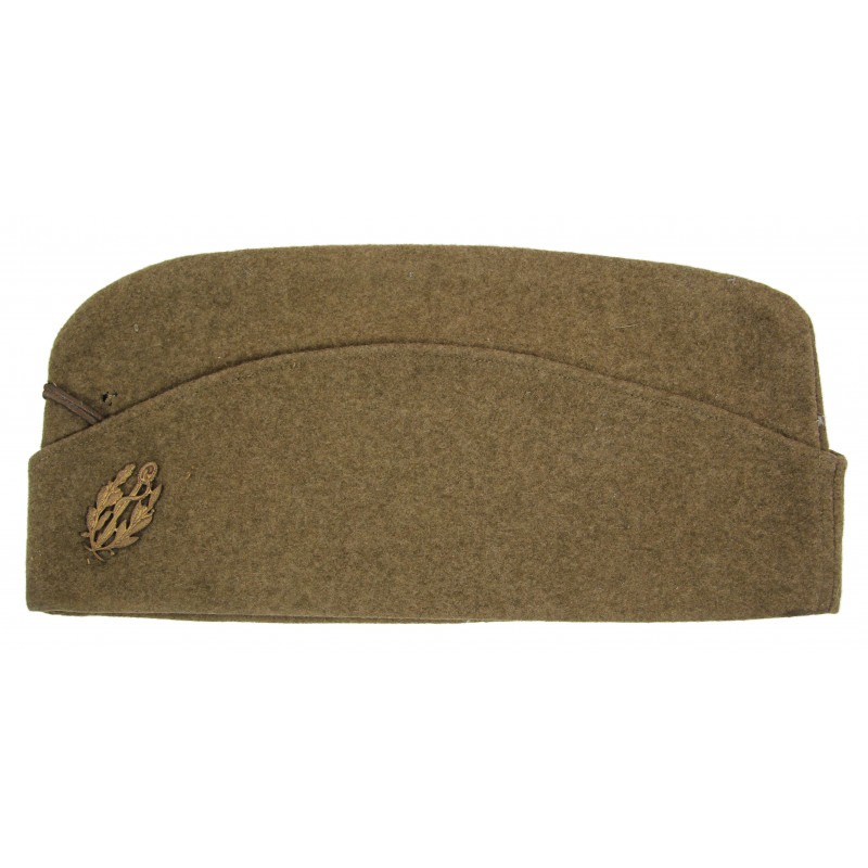 Cap, Garrison, Medical Department, French Army, 1940