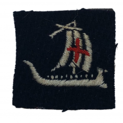 Insignia, 5th Corps, Embroided