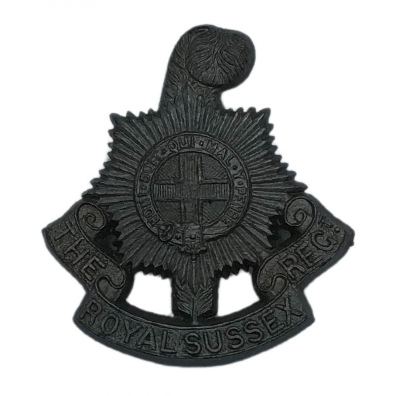 Cap Badge, Royal Canadian Corps of Signals