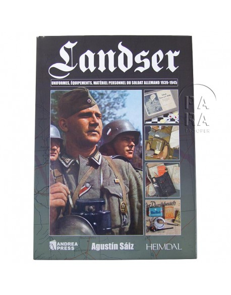 Landser - guide du collectionneur