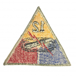 Patch, 12th Armored Division