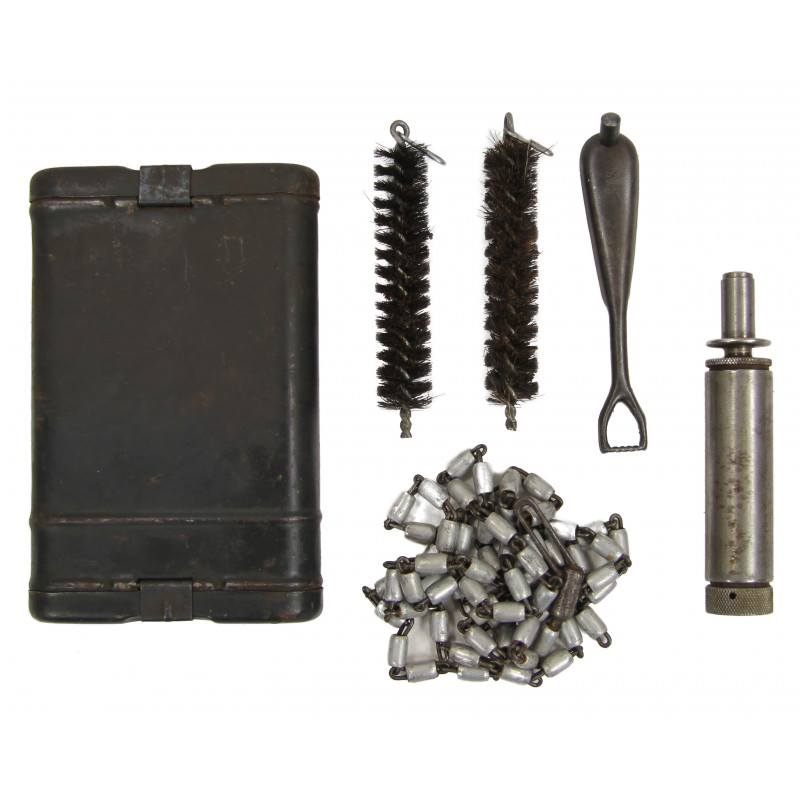 Kit 34, Cleaning, Mauser, arr 1942