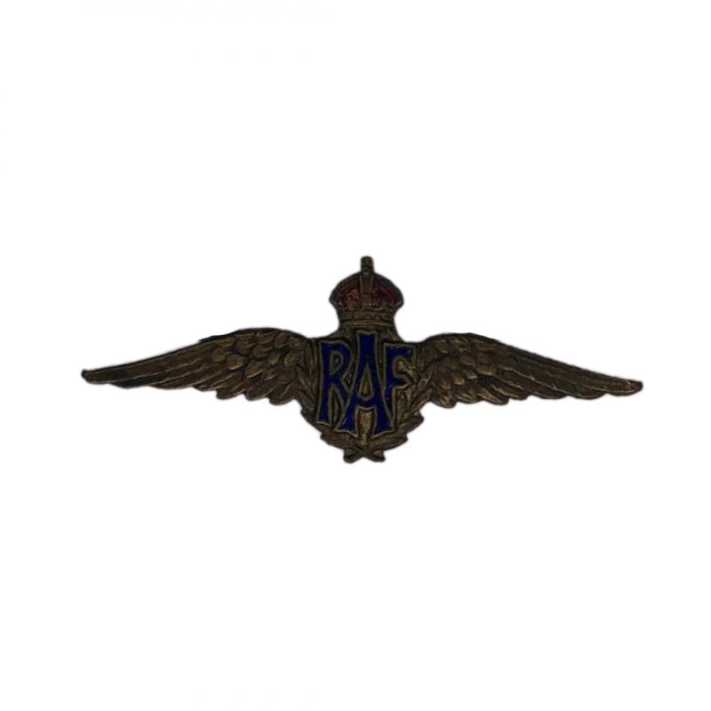 Wings, Pilot, RAF, Miniature