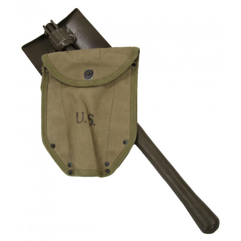 Shovel, Folding, M-1943, 1943-1944
