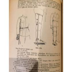 Splint, Leg, German