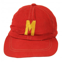 Cap, Baseball, USMC, WWII, Named
