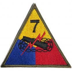 Insigne, 7th Armored Division