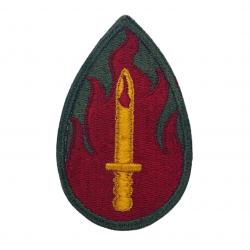 Patch, 63rd Infantry Division