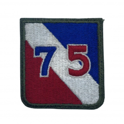 Patch, 75th Infantry Division, Battle of the Bulge