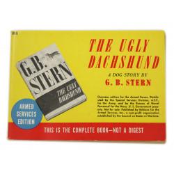 Novel, US Army, The Ugly Daschund, 1938