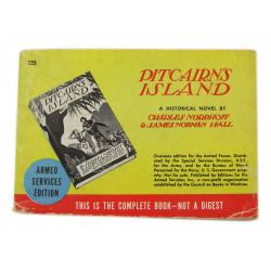 Novel, US Army, Pitcairn's Island, 1934