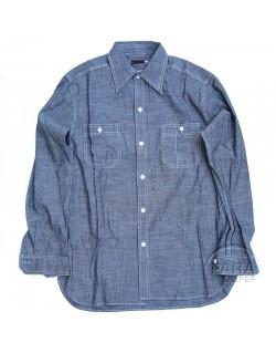 Shirt, Chambray, USN