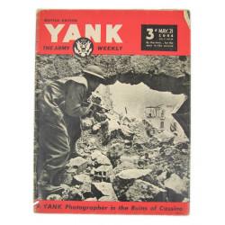 Magazine, YANK, May 21, 1944, Monte Cassino