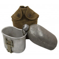 Canteen, US, Complete, 1918