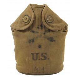Canteen, Cover, US, 1917, Artillery