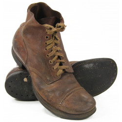 Shoes, Service, Composite Sole, Type II, US Army, 9 1/2 C