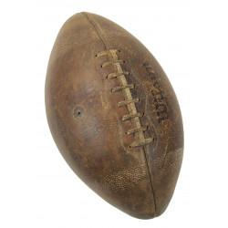 Football, Leather, Wilson, Ohio Wesleyan University