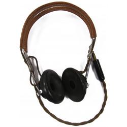 Receivers (Earphones), US Army, Type R-14, on HB-7 Headset