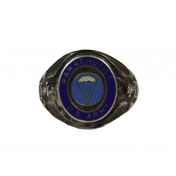 Ring, US Army, Parachutist, Sterling