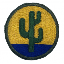 Patch, 103rd Infantry Division