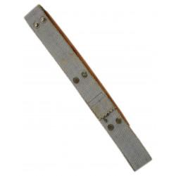 Sweatband, Liner, M1, Grey Rayon, Size 7 1/8