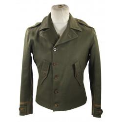 Jacket, Field, ETO, Officer, 1942, British Made, Named
