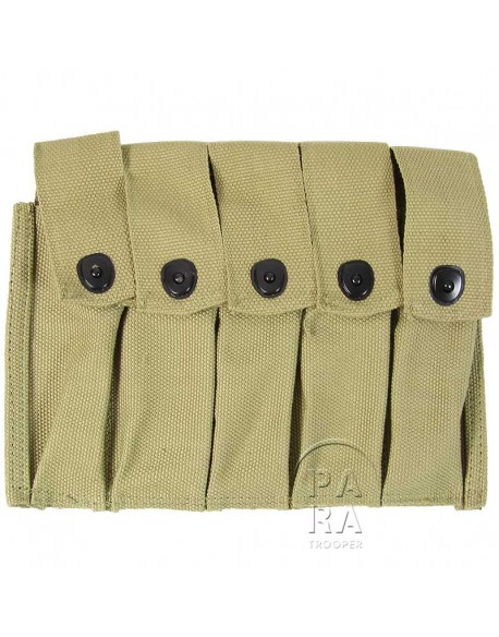 Pocket ammunition Thomspon, 5 magazines