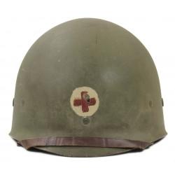 Liner, Helmet, M1, Westinghouse, Medic